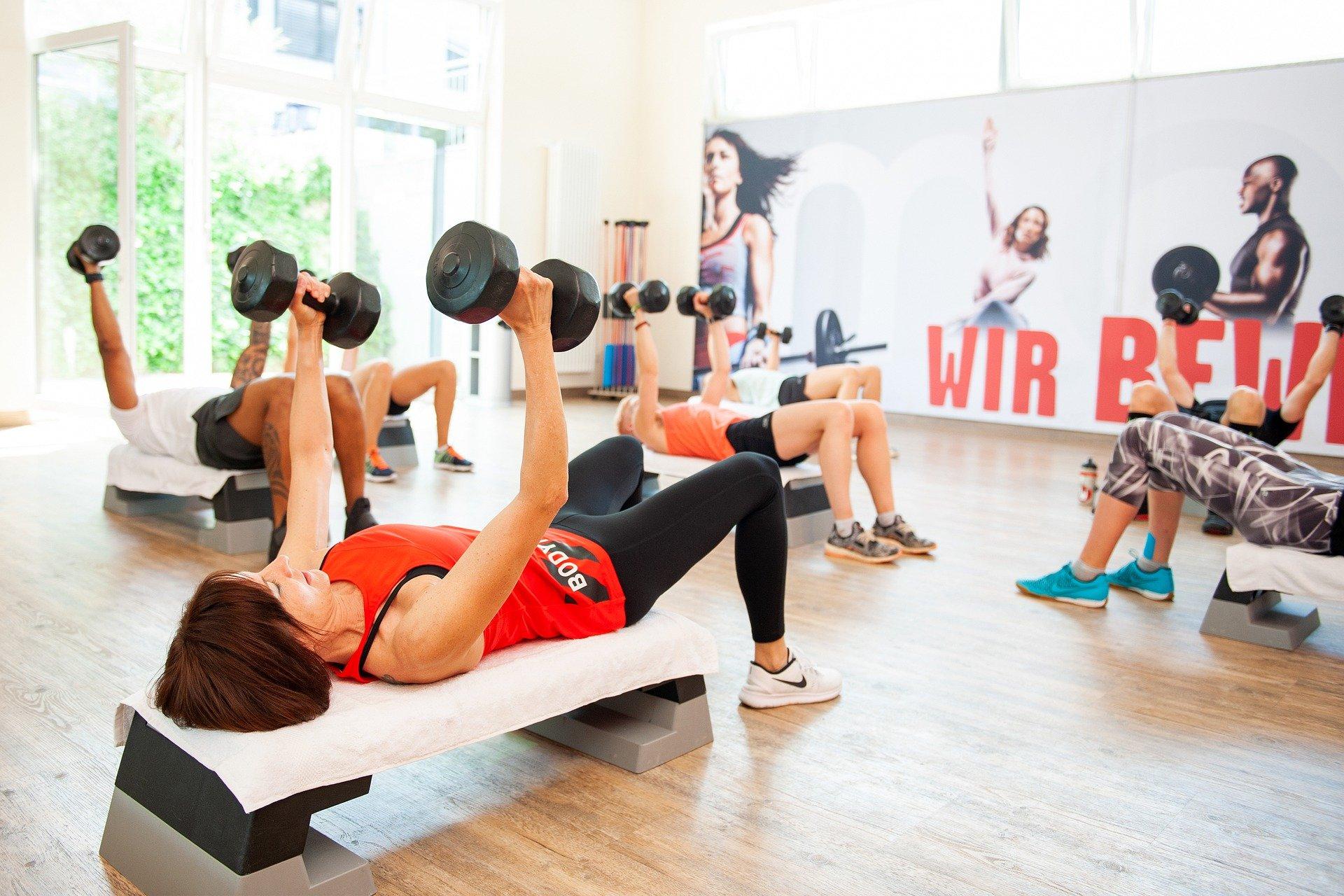 Letterkenny gym